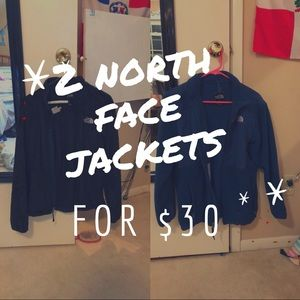 HALLOWEEN PROMO!!! 2 face jackets for $35!!